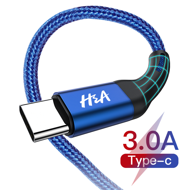 C-Cable Mobile-Phone-Cable Usb-Type Fast-Charging 20-Lite Huawei P30 for Mate