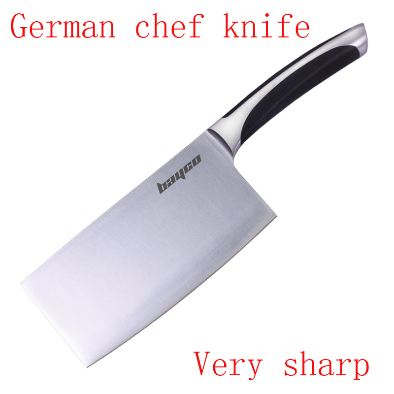 Traditional carbon steel kitchen Accessories font b knives b font slicing chop bone cutting font b