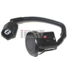 Sensores de aparcamiento OEM: 39693SWWG01 39693-SWW-G01 para CRV, envío libre, de color negro, Sensor ultrasónico, Sensor automático