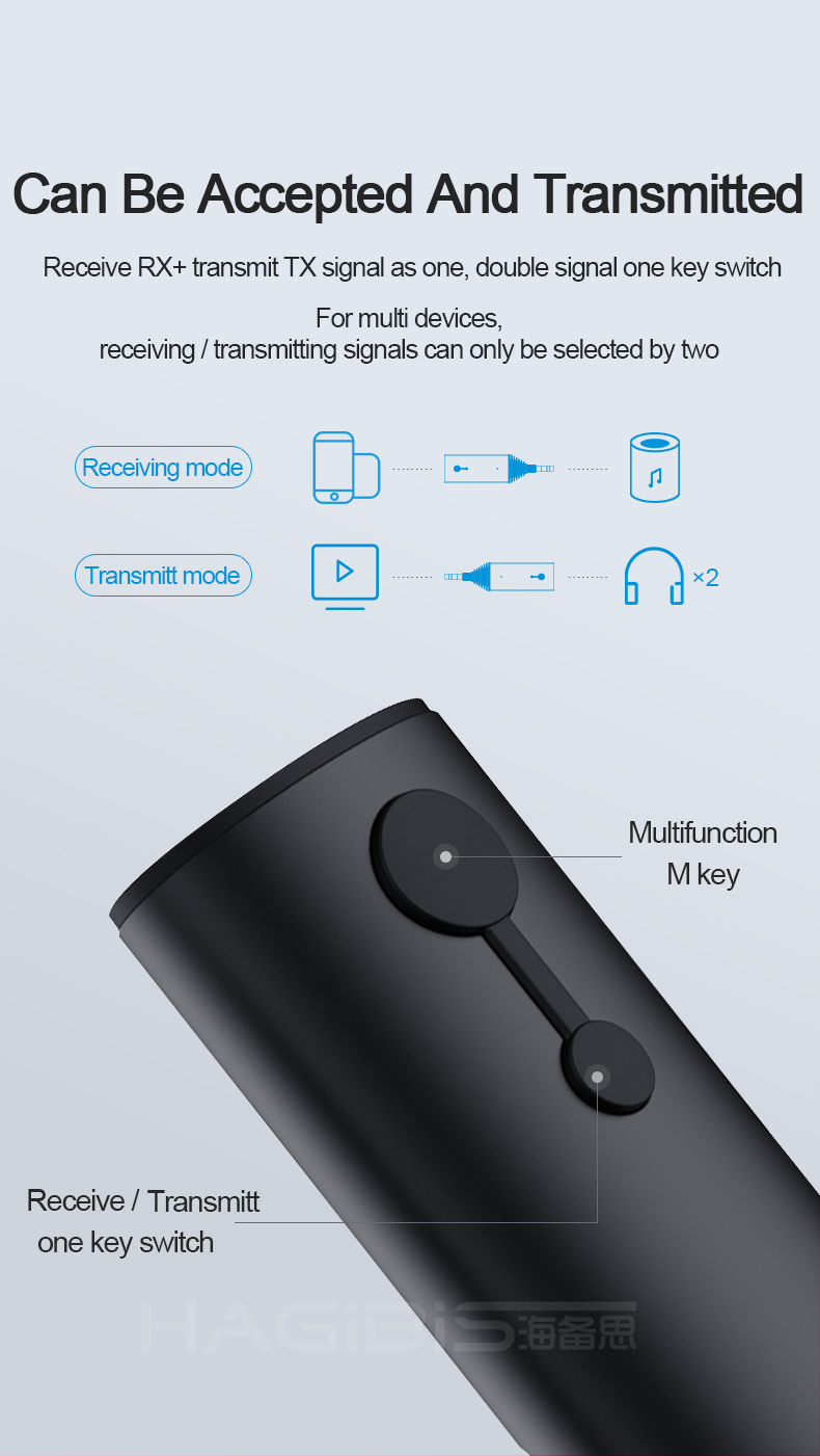 Bluetooth receiver 6