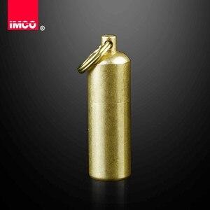 Image 5 - Original IMCO Lighter Vintage Gasoline Kerosene Lighter Genuine Brass Cigarette Lighter Cigar Fire Briquet Petrol Lighters