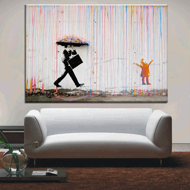 Banksy-Art-Graffiti-Colorful-Rain-Prints-on-Canvas-Modern-Canvas-Painting-Wall-Art-Posters-and-Prints.jpg_640x640