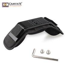 CAMVATE No noise Shoulder Mount Shoulder Pad Rig For Video Camcorder DSLR Camera C1754 camera photography accessories