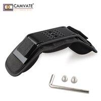 CAMVATE No noise Shoulder Mount Shoulder Pad Rig Fr Video Camcorder DSLR Camera C1754 camera photography accessories