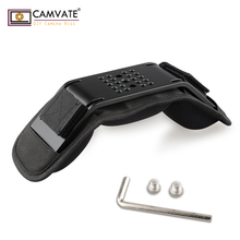 CAMVATE אין רעש כתף Pad כתף Rig עבור וידאו למצלמות DSLR מצלמה C1754 מצלמה צילום אבזרים