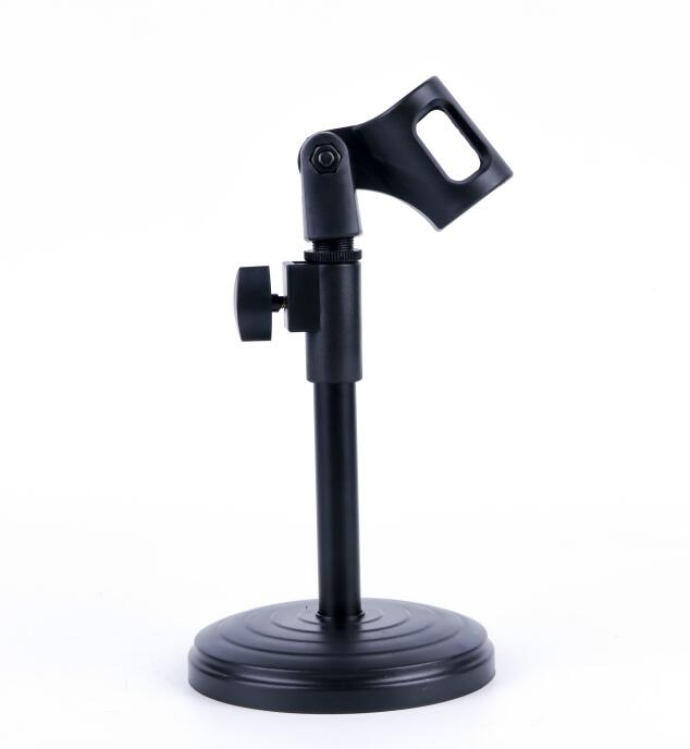 Adjustable desktop Mic Stand Sing microphone stand Conference microphone support