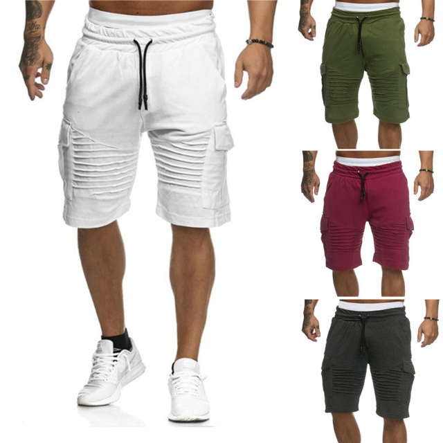 Cargo Summer Pocket Fitness Shorts