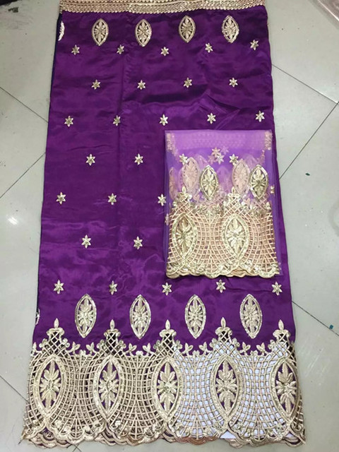 Q72 Good quality and cheap wholesale India silk lace fabric color ...