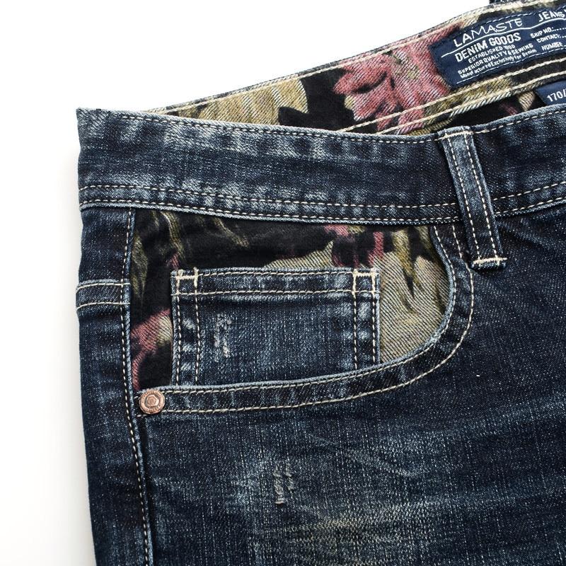 Men Brand Last Jeans
