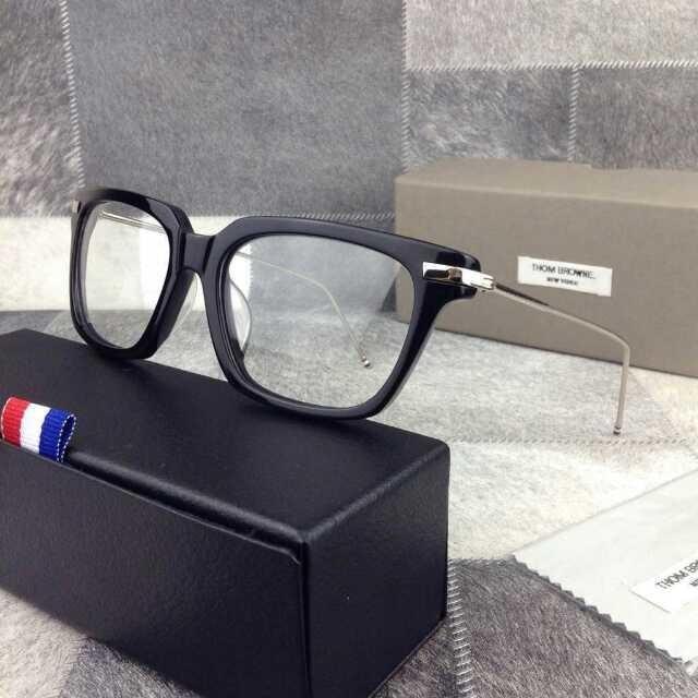 7d3ca8fcbb0b Summer Style Thom Browne Tb701 New York Brand Retro Fashion Gles Frame Eye  For Men And