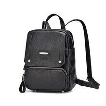 Doodoo Для женщин сумка Пояса из натуральной кожи известный бренд Винтаж женские рюкзаки рюкзак женский дизайнер Фирменная Новинка Корея модные T281