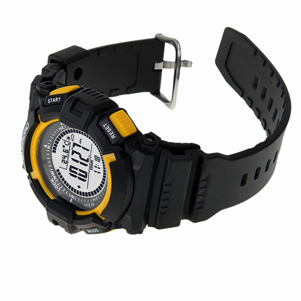 Image 3 - Sunroad FR820A 3ATM Waterproof Altimeter Compass Stopwatch Fishing Barometer Pedometer Outdoor Sports Watch Fishing Tools-in Fishing Tackle Boxes from Sports & Entertainment