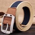 [TG] Moda Novas Táticas Canva Cinto cinta homens cinto de lona cintos ceinture cós clássico de luxo de alta qualidade