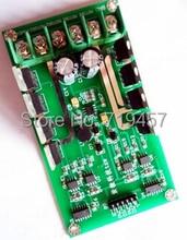 ENVÍO LIBRE 10A módulo de impulsión del motor de doble puente H DC tablero de conductor del motor de Alta potencia fuerte función de frenado