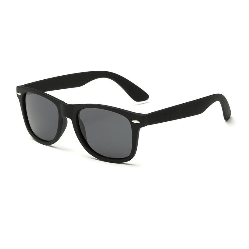 2018 HD Polarized Sunglasses Men Women Vintage BRAND DESIGN Square Frame Driving Eyewear For Male Rays Sun Glasses Goggle UV400