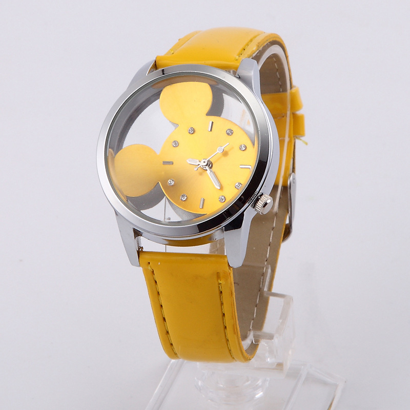 Timer Hot Sale New Fashion  Casual South Korea Style Fashion Wristwatch Creative Female Quartz Wrist Watch GreenTimer Hot Sale New Fashion  Casual South Korea Style Fashion Wristwatch Creative Female Quartz Wrist Watch Green
