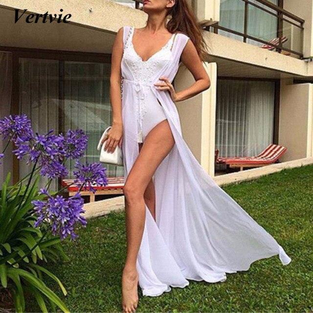 2019 Бикини Пляж Cover Up купальник женский летний туника, кардиган купальный костюм Купальник Cover Up сексуальная прозрачная пляжная одежда