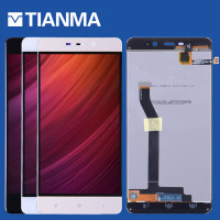 TIANMA 5 LCD Screen For Xiaomi Redmi 4 Pro Display LCD Touch Screen Digitizer Assemble Replacement