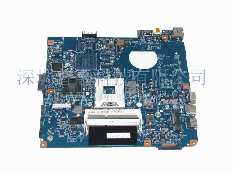 MBTVQ01001 MB.TVQ01.001 Main board For Acer Aspire 4741 4741G Laptop motherboard HM55 DDR3 GMA HD 48.4GY02.031