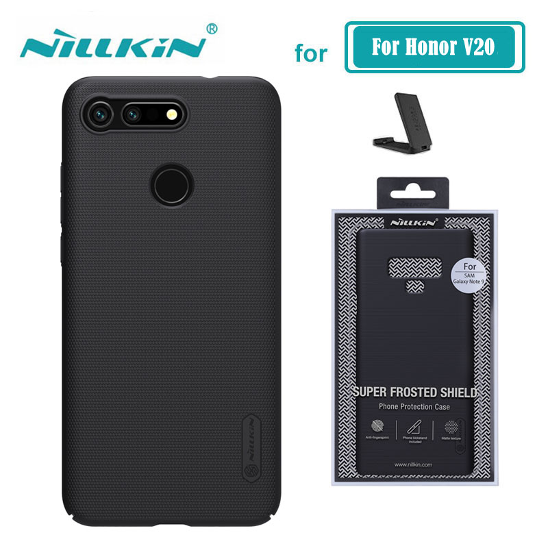 Nillkin Huawei Honor View 20 Case Frosted Shield PC Hard Back Cover Case for Huawei Honor V20 View 20 6.4 inch