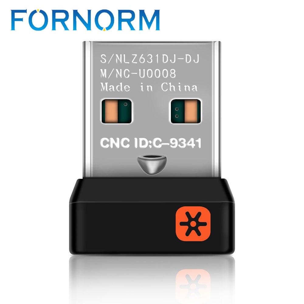 Genuine Unifying-empfänger Dongle Tiny Usb Tastatur Und Maus Können Bis Zu Sechs 6 Geräte W/einig Logo