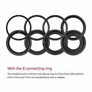 Image 4 - Meike MK 14EXT LED TTL Macro Ring แฟลช Lite AF I TTL Assist สำหรับ Nikon D7100 D7000 D5000 D5100 D3200 D3100 d3000 D800 D700