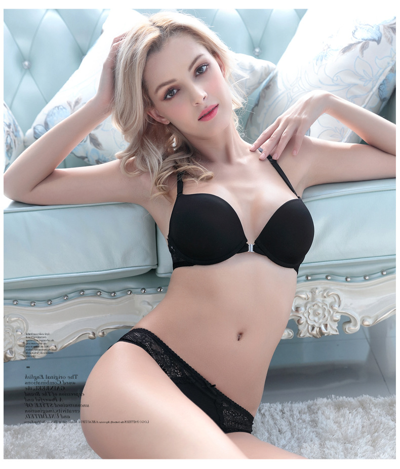 0e185671c 18941 2016 New lace bra set summer sexy underwear women push up lace bra  lace bras for women Girl panty sets free shopping-in Bra   Brief Sets from  ...