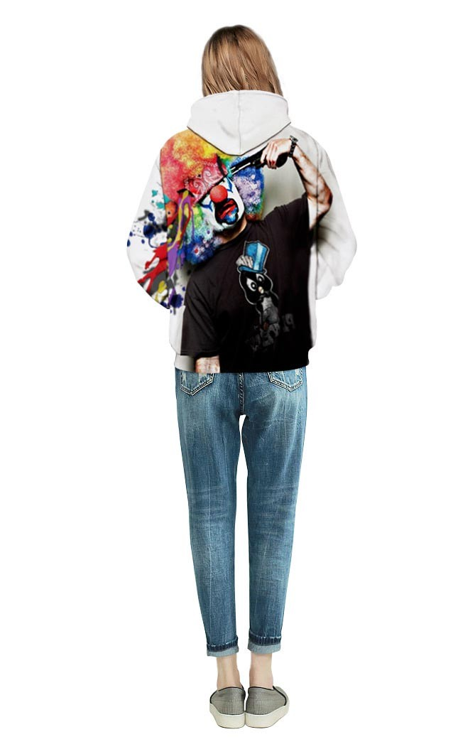 Autumn Winter Fashion Men/women Hoodies Psycho Clown Men/women Hoodies HTB1GpXILpXXXXaeaXXXq6xXFXXXQ