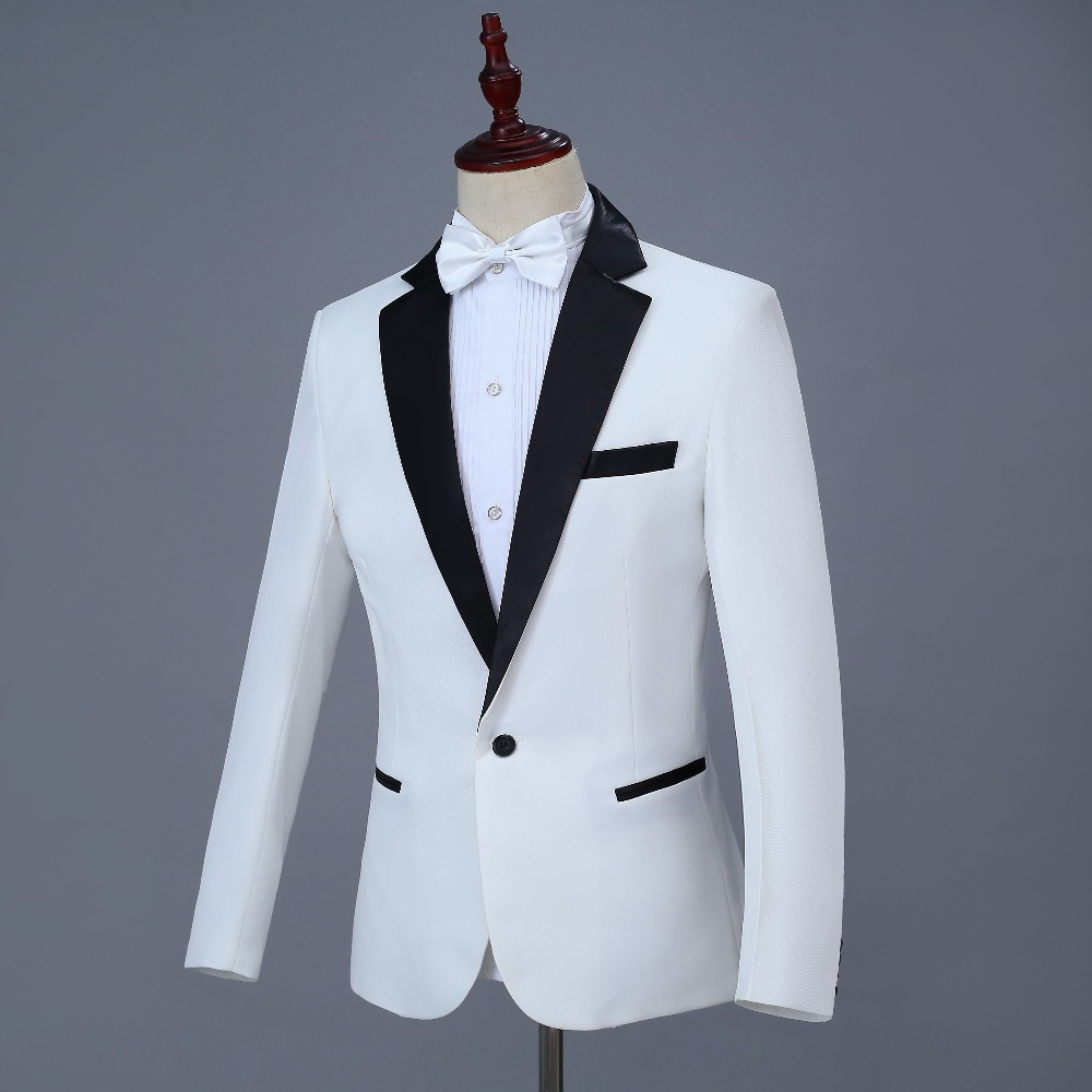 Marié Fit Costumes Personnalisé Manteau Masuclino Pièce Made Smoking Pic Blanc 2 As Mariage Pour Terno custom Pantalon Hommes Bal Costume De Dernières Slim Designs Blazer Same vqpwTZpnO