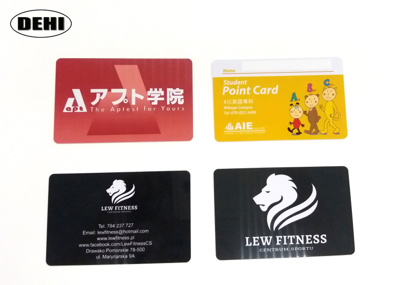 500pcs Custom Printing Card Pvc Card no Rfid Printed Arbitrary Pattern Number Vip Card To Clear Out Annoyance And Quench Thirst