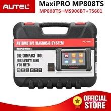 Autel MaxiPRO MP808TS автомобильный диагностический сканер с функцией обслуживания TPMS и Bluetooth (основная версия Maxisys MS906TS)