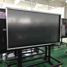 55 inch touch screen all in one built in pc I3 4130 dual-core interactive whiteboard smart panel