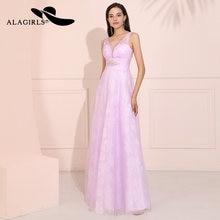 Элегантные трапециевидные платья alagirls из тюля и кружева