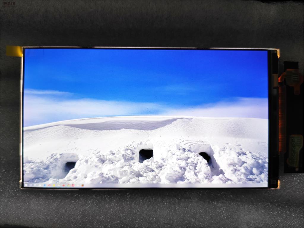 5.5 Inch 1920*1080 HDMI DIY LCD Display 3D Printer Projector Kit SLA Monitor UV Curing SLA Module Screen PC 1080P Monitor