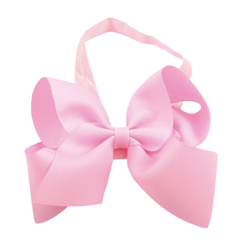 Quality Obliging Korea Ribbon Bunny Hair Accessories For Girls Hair Bands Rabbit Ears Hairband Flower Crown Headbands Hair Bows Excellent In