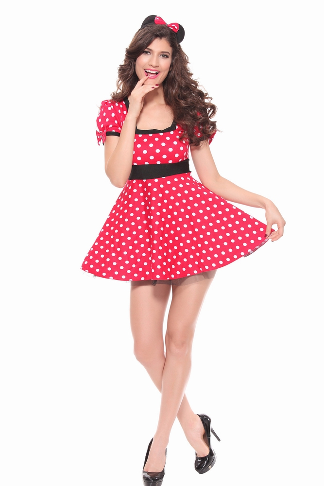 Free Shipping New Arrival Sexy Bunny Dress Costumes Charming Uniform For Cosplay
