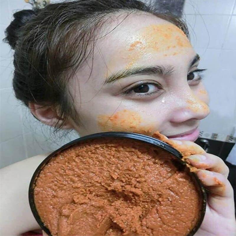 Peelings & Körperbehandlungen Neue Große Größe Gluta Glutathion Haut Bleaching Tamarinde Peeling Glatte Weiche Gesunde Hautpflege Kostenloser Versand