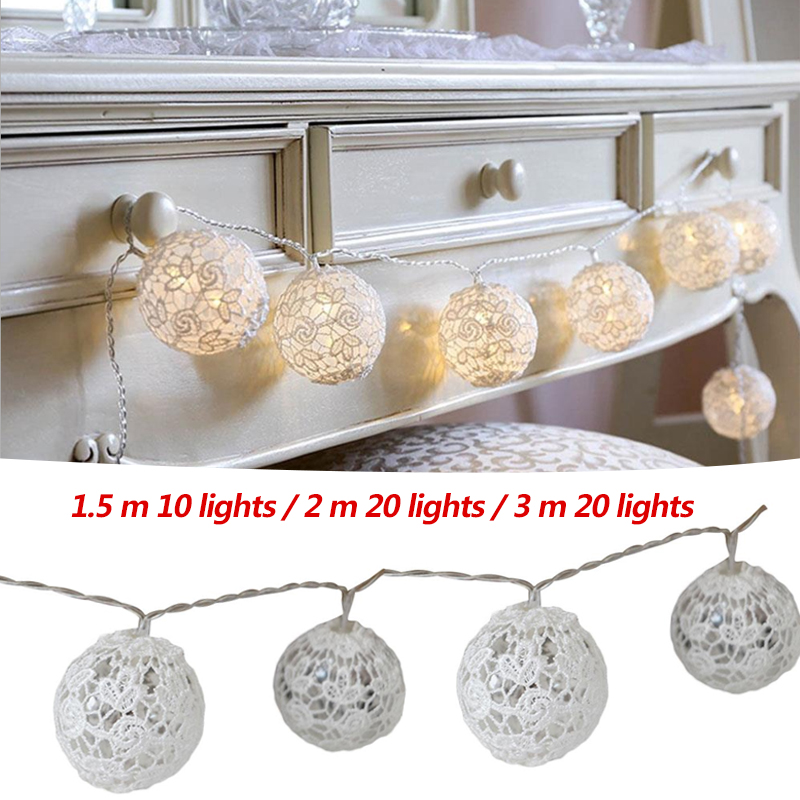Fairy Lights Light Strng Romantic 150cm Lighting Fixture Outdoor Decor Home Garden Christmas Decorations For Home