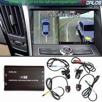 SZDALOS Driving blind area viewing system /360 surround view camera system/