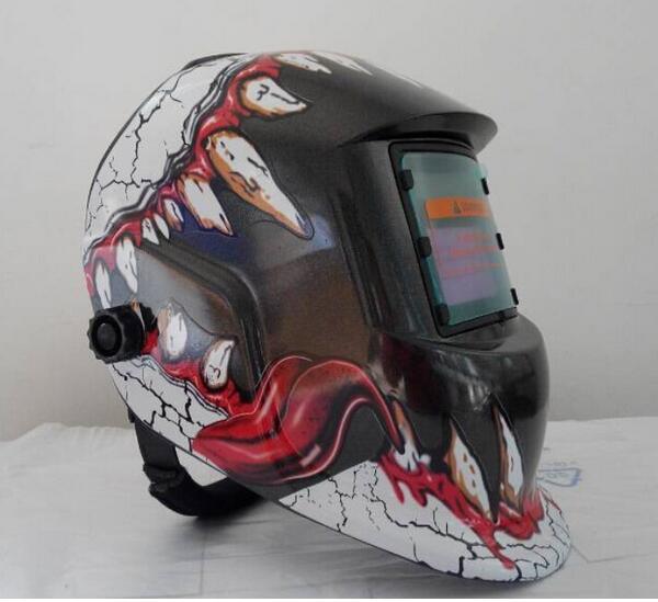 Dinosaur decals welding protective masks welding helmet big window игрушка good dinosaur 62006