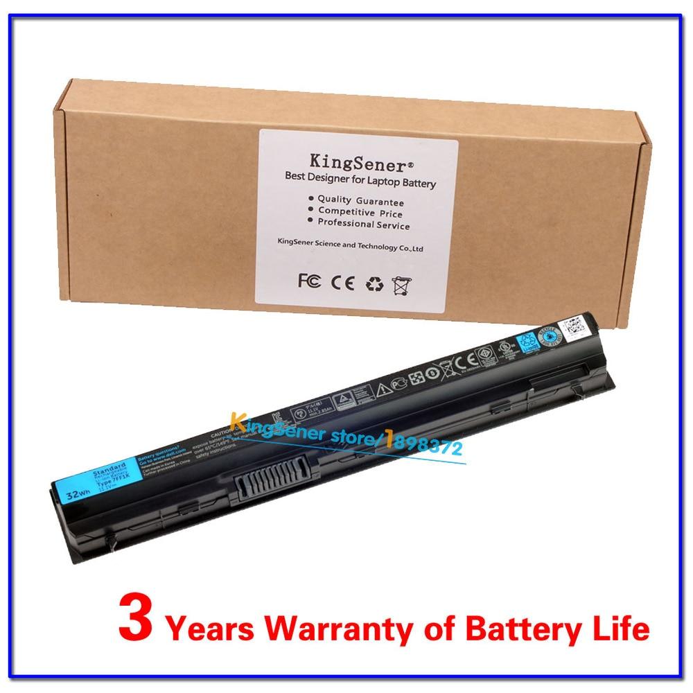 KingSener 11.1V 32WH Laptop Battery 7FF1K RFJMW For DELL E6320 E6330 E6220 E6230 E6120  FRR0G KJ321 K4CP5 J79X4 P7VRH