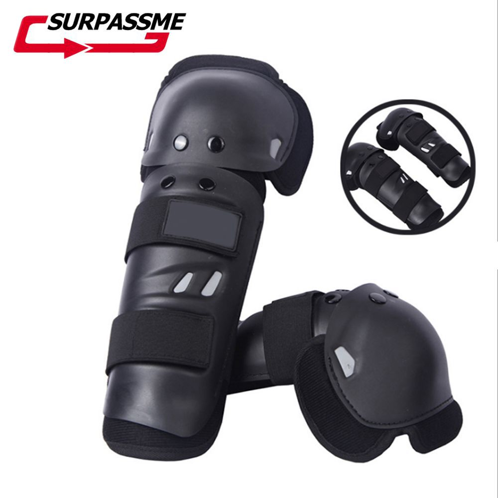 Motorcycle Knee Pads Motocross Knee EP Brace High-end Protective Gears Kneepad Protectors for Adults Children