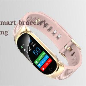 Image 5 - FROMPRO Smart Watch Men Women Outdoor Sport Fitness Bracelet Heart Rate Monitor Blood Pressure Oxygen Health Smart band QW16