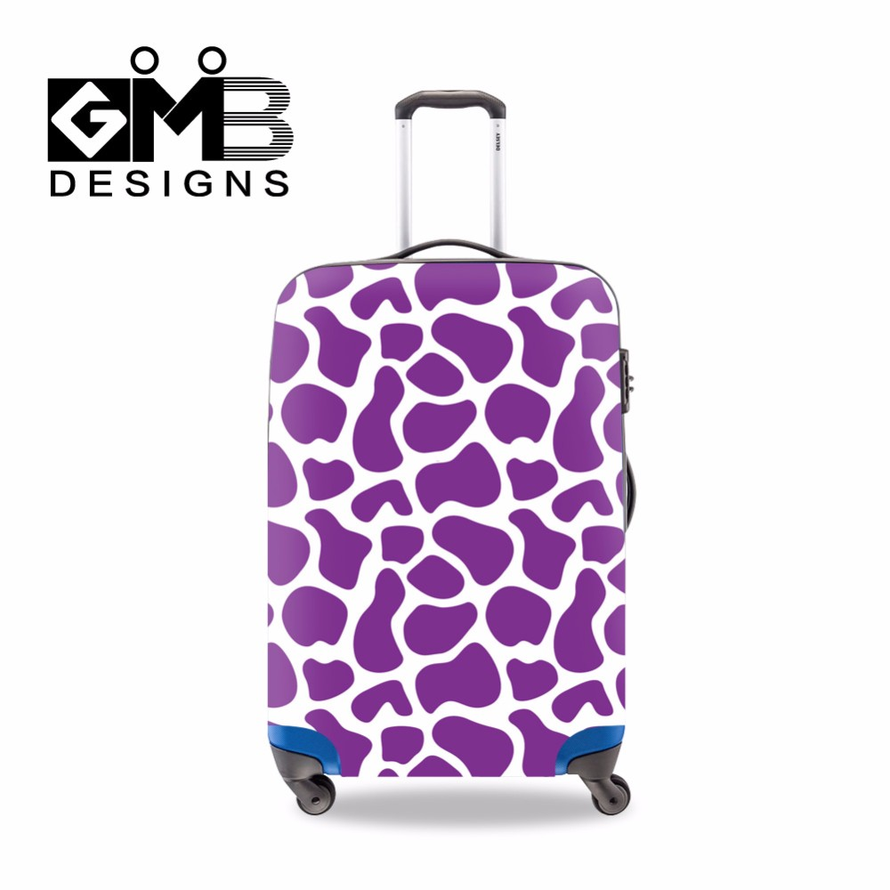 color cover luggage