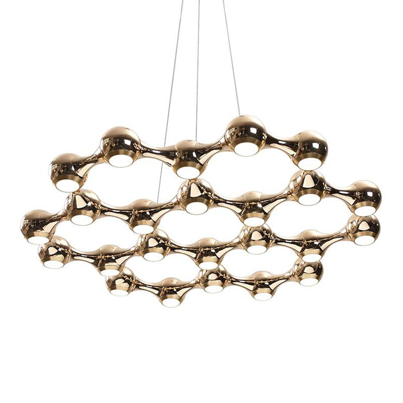 rhyme Nordic post-modern creativityLED  Pendant Lights theme restaurants cafes conference rooms osiris rhyme remix shearling