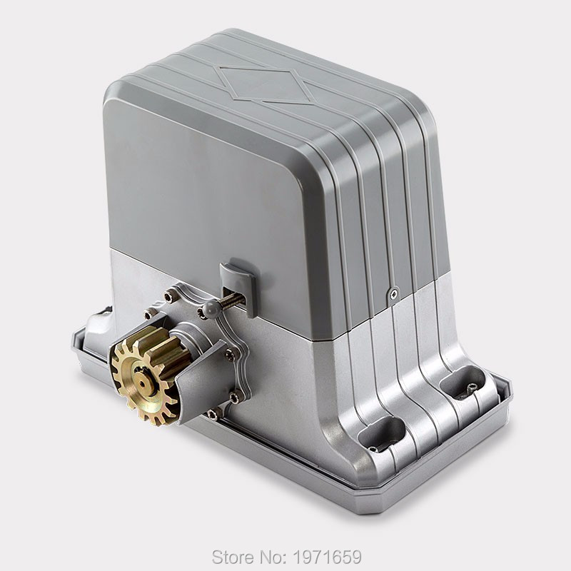 Автоматическая Электрическая Раздвижная двигателя нож применения двигателя ограниченным пространством вход для 3600lbs вес двери с 1 gsm управ