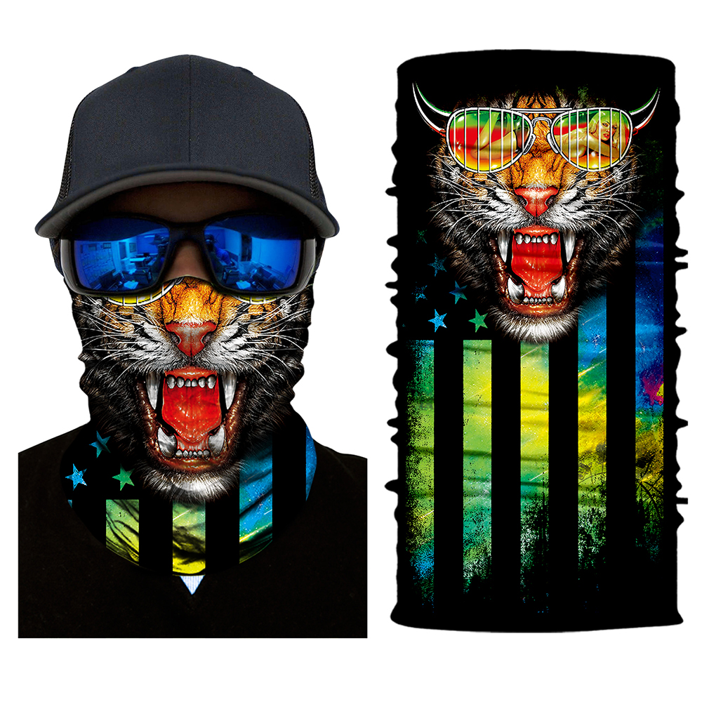 Cycling Ghost Face Mask Skull Mask Balaclava Protection Full Face Game Cosplay Halloween Mask