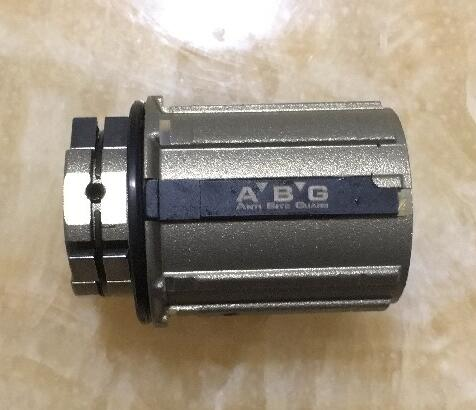 GENUINE A B G CASSETTE BODY ABG FREEHUB BODY 4 PAWL 11S B B2 type for