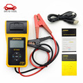 Newest AUTOOL 12V Car Battery Load Tester with printer BT660/Multi-language Digital automotive battery tester CCA100-3000