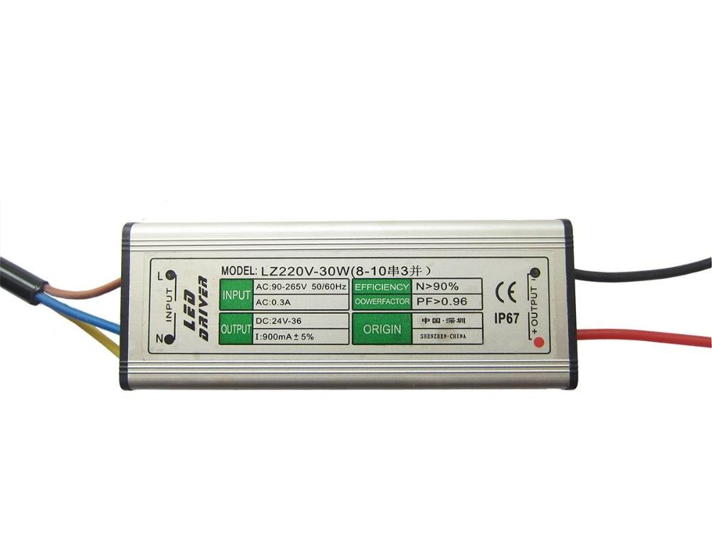 LED vozač s napajanjem za napajanje od 10W 20W 30W 50W 70W 80W 100W - Različiti rasvjetni pribor - Foto 4
